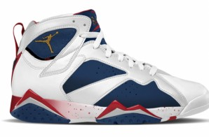 "Could We See Russell Westbrook Playing In These Air Jordan 7 ""Olympics"" In Rio? (Photo)"