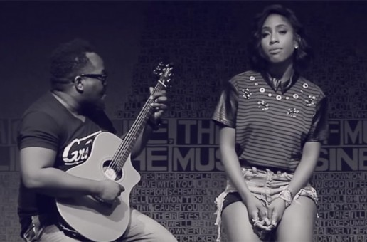 "Watch Sevyn Streeter Sing An Acoustic Version Of ""Love In Competition"""