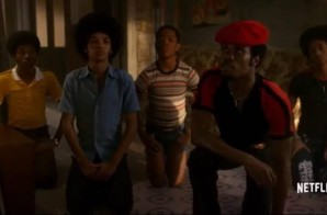 Netflix Introduces New Series 'The Get Down' Documenting The Birth Of Hip-Hop (Video)