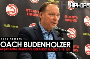 HHS1987 Sports: Coach Budenholzer Recap (Atlanta Hawks vs. Orlando Magic 1-18-15) (Video)