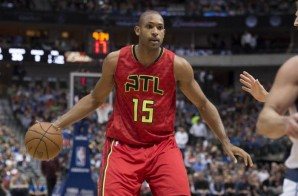 Hawk-Eyed View: Al Horford Finishes A Nice One-Handed Dunk vs. The Orlando Magic (Video)
