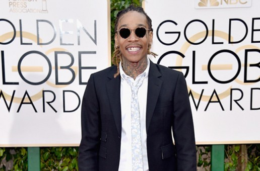 "Wiz Khalifa Announces New Album ""Khalifa"" At Golden Globes"