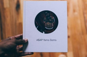 A$AP Yams Tweets Will Be Published In A Book Called, 'A$AP Yams Gems'!