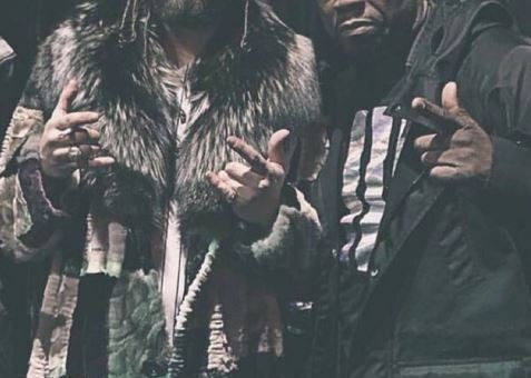 Post Malone Brings Out 50 Cent In NY During The Zoo Tour! (Video)