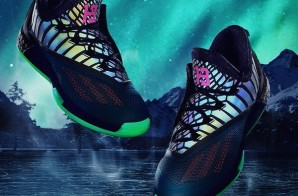 """James Harden's 2016 All-Star """"adidas Crazylight Boost 2.5"""" Are Simply Amazing (Photos)"""