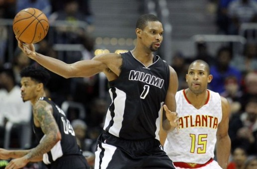 Chris Bosh Withdraws From All-Star Weekend In Toronto; Hawks Forward Al Horford Will Replace Bosh