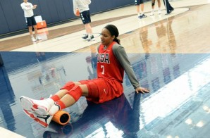 Maya Moore Talks Taking Part in USAB Camp & Preparing For The 2016 Summer Olympics (Video)