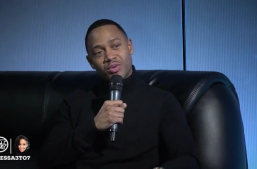 "Terrance J Talks ""The Perfect Match"" Movie,Getting Puffy's Approval To Play Cassie's Love Interest & More W/ Hot 97 (Video)"