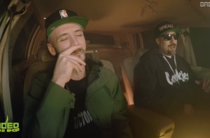 "Noah ""40"" Shebib Hops In The ""Smokebox"" With B. Real For A Rare Interview (Video)"