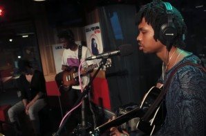 "Raury Covers A$AP Rocky's ""L$D"" (Video)"