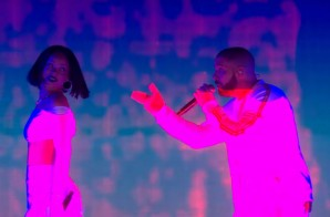 "Rihanna x Drake Perform ""Work"" For The First Time At The Brit Awards! (Video)"