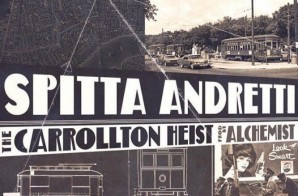 Curren$y x Alchemist – The Carrollton Heist (Mixtape)