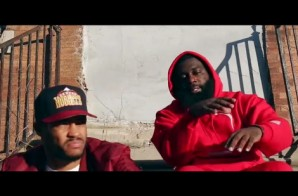 V-Don – The Message Ft. Dark Lo (Video)