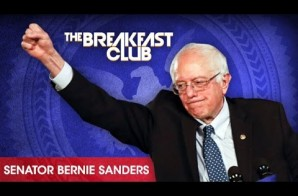 The Breakfast Club Talk Politics With Killer Mike x Senator Bernie Sanders! (Video)