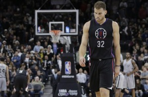 Down & Out: Blake Griffin Has Been Suspended 4 Games For Striking A Clippers Employee