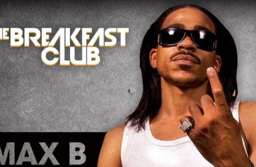 Max B Calls The Breakfast Club To Talk About Kanye Naming His Album WAVES!