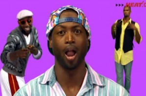 """The Miami Heat Do A Hilarious Recreation Of The """"Martin"""" Intro! (Video)"""