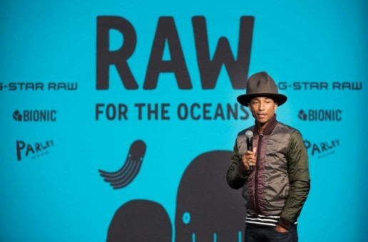 Pharrell Named New Owner Of G-Star Raw!