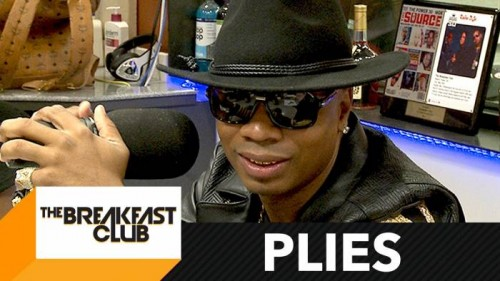 "pl-500x281 Plies Talks ""Color Money"" Body Slam Incident, Social Media, ""Ran Off On The Plug Twice"" & More W/ The Breakfast Club (Video)"