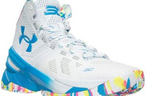 "Under Armour Steph Curry 2 ""Birthday"" (Photos)"