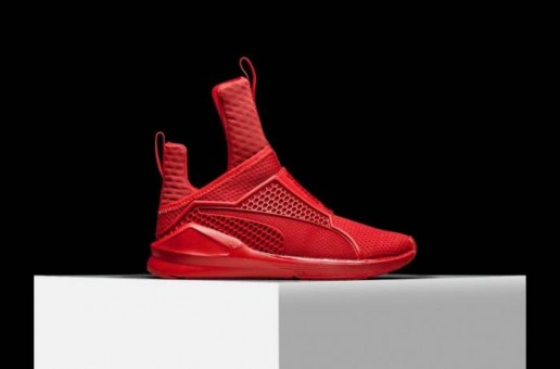 PUMA Reveals All New Rihanna Fenty Trainer!