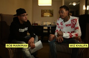 "Wiz Khalifa: Inside The ""Khalifa"" Album (Video)"