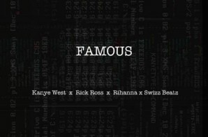 "Rick Ross Remixes Kanye West's ""Famous"""