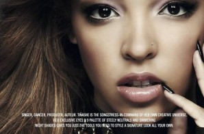 "Tinashe Named The Face Of MAC Comestics ""Future Forward"" Campaign"
