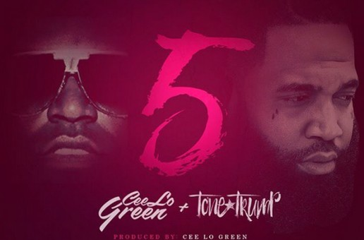 Tone Trump – 5 Ft. Cee-Lo Green