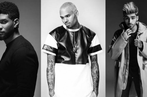 Chris Brown – Back To Sleep Ft. Usher & ZAYN (Remix)