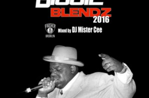 DJ Mister Cee x SNICKA – Biggie Blendz 2016 (Mix)