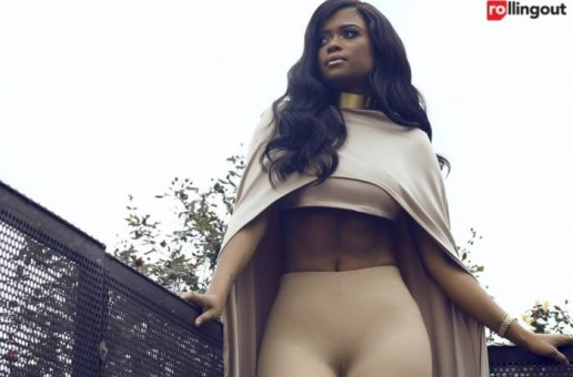Media Maven Karen Civil Covers Rolling Out Magazine