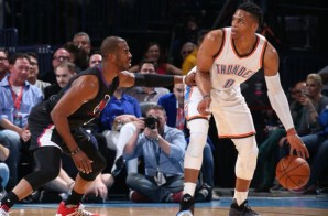 Thunder Up: Russell Westbrook Racks Up 20 Assist & Another Triple Double Against the Clippers (Video)