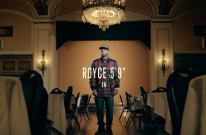 Royce Da 5'9 – Tabernacle (Video)
