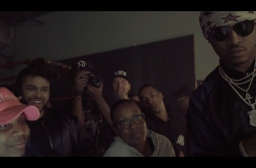 Future x The Weekend – Low Life (BTS) (Video)