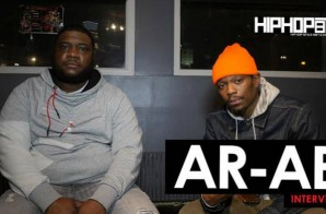 "AR-AB ""Who Harder Than Me 3"" Interview With HipHopSince1987 (Video)"