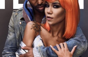 Big Sean & Jhene Aiko Cover Flaunt Magazine
