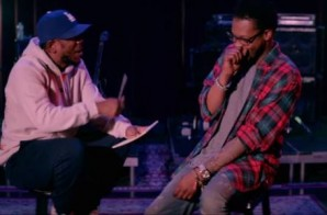 BJ The Chicago Kid – The New Cupid Ft. Kendrick Lamar (Video)