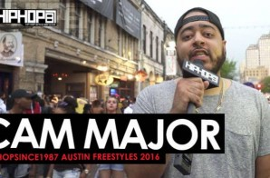 HHS1987 – Austin Freestyles 2016: Cam Major (Video)