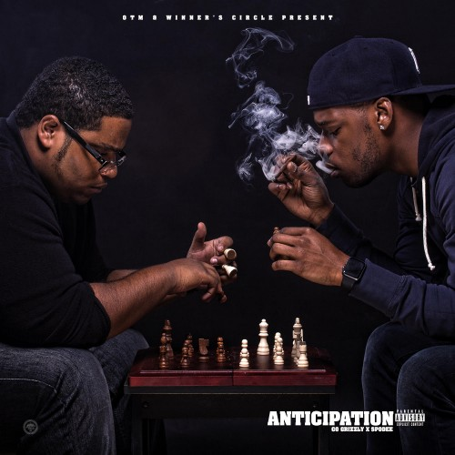 cover Spodee x Go Grizzly - Anticipation (Mixtape) (Narrated by Eldorado)