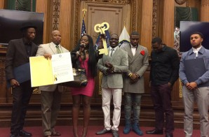 Hello Brooklyn! Foxy Brown Receives The Key To Her Borough!
