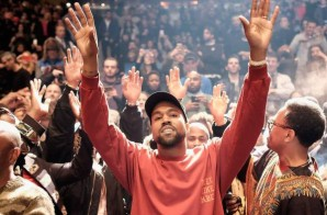 TIDAL Releases Official Streaming Number's For Kanye West's TLOP Album