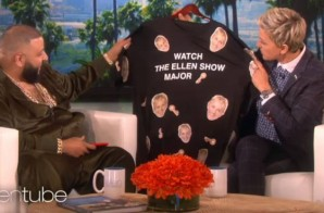 "DJ Khaled Explains Who ""They"" Are On The Ellen Show! (Video)"