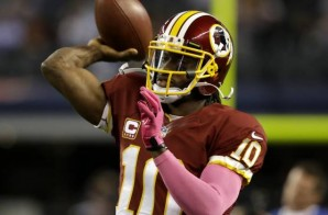 Cleveland Rocks: Robert Griffin III Signs With The Cleveland Browns