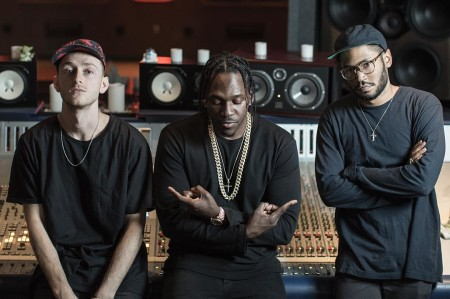 River Tiber – Illusions Ft. Pusha T & KAYTRANADA