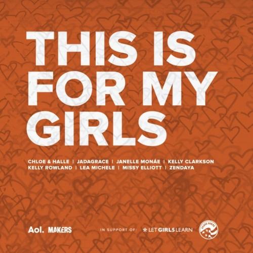 this-is-for-my-girls-680x680-500x500 Michelle Obama - This Is For My Girls Ft. Various Artists