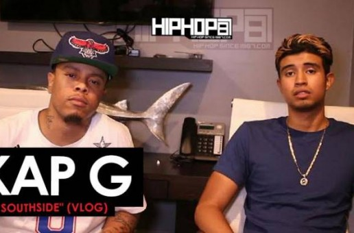 "Kap G Talks ""El Southside"", SXSW 2016, New Material With Pharrell & More (Video)"