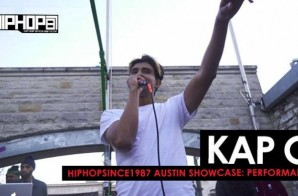 "Kap G Performs ""Fuck It Up"" & ""Girlfriend"" At The 2016 Austin HHS1987 Showcase (Video)"
