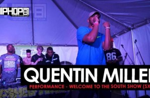 Quentin Miller Performs At SXSW 2016 (Video)