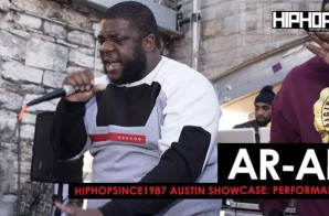"Ar-Ab Performs ""Rivera Music"", ""Blow 3"", ""The Bottom"" & More At The 2016 Austin HHS1987 Showcase (Video)"